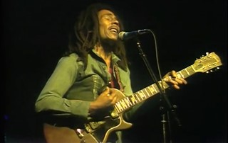 BOB MARLEY - LIVE! AT THE RAINBOW