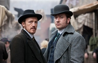 Ripper Street, 1. Staffel, Episode 1-2
