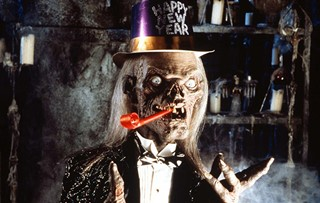 TALES FROM THE CRYPT: THE MAN WHO WAS DEATH