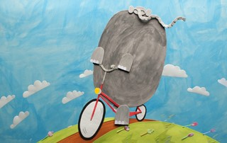 Shorts For Kids 5 & Up: The Elephant And The Bicycle