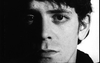 Screen Test: Lou Reed