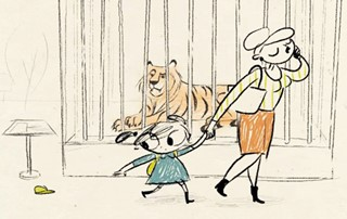 SHORTS FOR KIDS 5 & UP: ZOO STORY