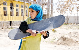 SKATEISTAN: FOUR WHEELS AND A BOARD IN KABUL